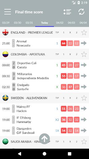Soccer Predictions 2.0.3 screenshots 2