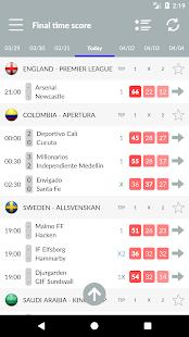 Football Prediction v1 3 14 Cracked [Latest] | APK4Free