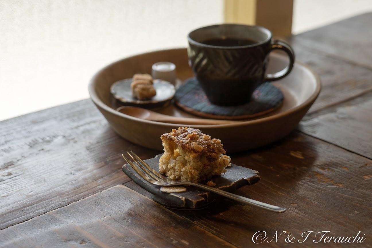珈琲&プチケーキ