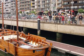 Photo: En zicht op het maritiem Blankenberge.
