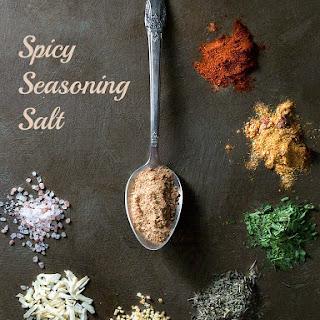 Spicy Seasoning Salt.
