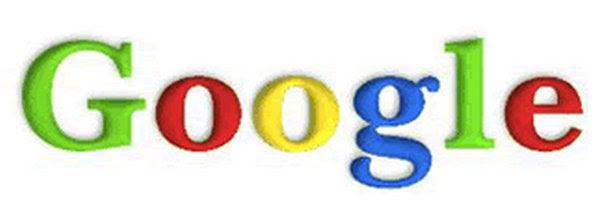 Logo Kedua Google