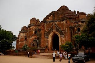 Photo: Year 2 Day 57 -  Dhammayan Gyi Temple
