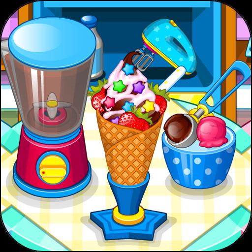 ทำไอศกรีมรสผลไม้