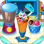 Cooking Fruity Ice Creams Icon