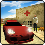 City Emergency : Car Rescue Icon