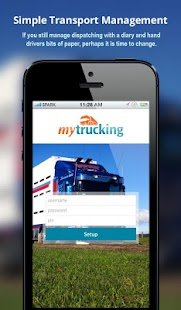MyTrucking- screenshot thumbnail