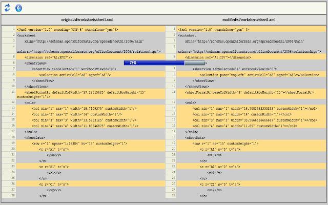 OOXML Tools