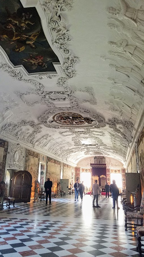 Visiting Rosenborg Castle Pechluck S Food Adventures