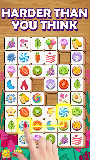 Tile Craft - Triple Crush: Puzzle matching game 5.4 Screenshots 1
