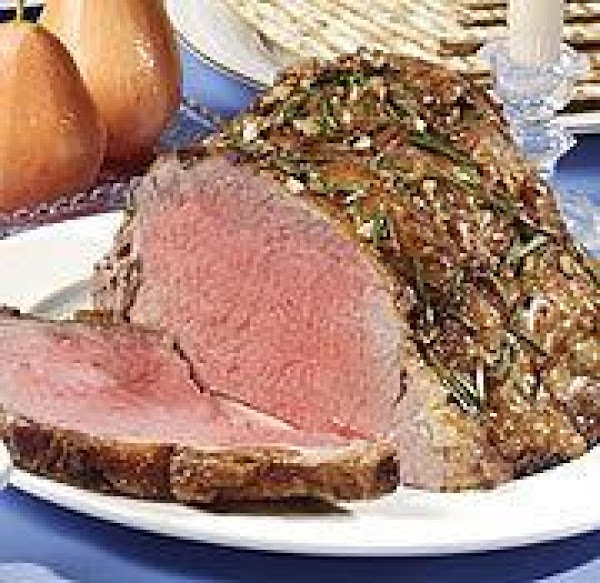 Boneless Rib Roast Recipe