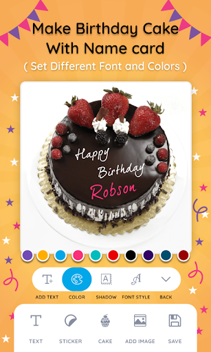 Astounding Download Happy Birthday Name Song Card Photo On Cake Free For Funny Birthday Cards Online Chimdamsfinfo