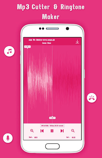 Mp3 Cutter - Ringtone Maker app (apk) free download for Android/PC