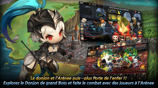 Dungeon Breaker Heroes  captures d'écran 4