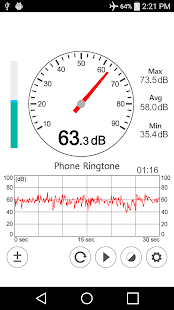 Sound Meter - Decibel Screenshot