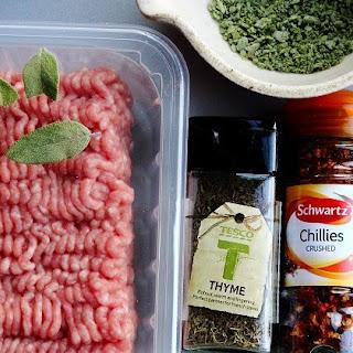 American Style Breakfast Sausage Recipe