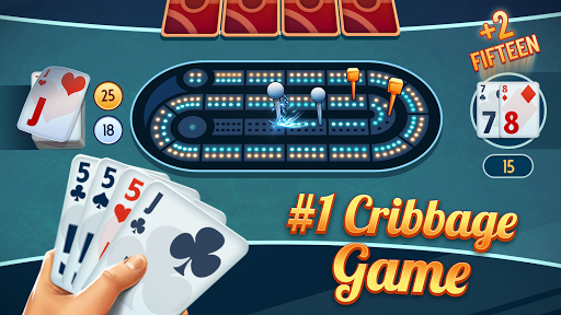 Ultimate Cribbage - Classic Board Card Game 2.0.5 screenshots 1