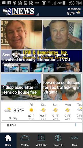 WRIC 8News Richmond VA