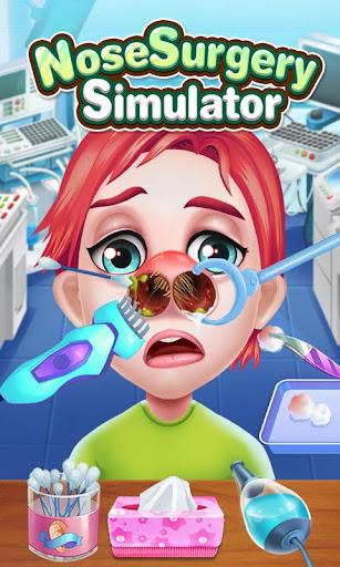 玩免費休閒APP|下載鼻の手術シミュレーター - 無料ドクターゲーム app不用錢|硬是要APP