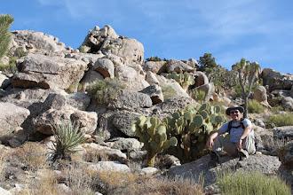 Photo: Me + cacti