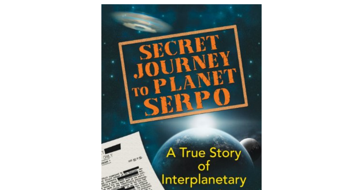 9OV ebook] Secret Journey Planet Serpo Interplanetary Free Download