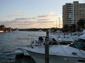 Photo: Hillsboro Inlet, Pompano Beach FL. Our starting point.