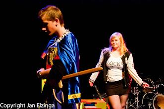 Photo: Fl!Xz speelt studY.  Foto Jan Elzinga