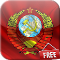 Flag of USSR Live Wallpapers icon