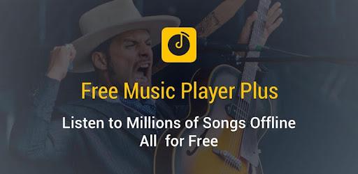 Free Music Player (Plus) - Online & Offline Music App (APK) scaricare gratis per Android/PC/Windows screenshot