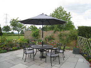 Photo: Metal Furniture Sets for 6 people http://www.outsideedgegardenfurniture.co.uk/Cast-Aluminium-and-Metal-Garden-Furniture/Tables-for-6/index.html