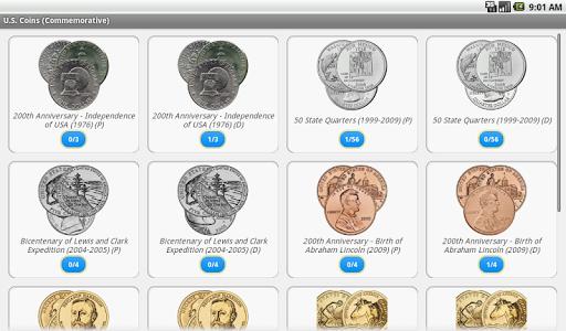 USA and Euro Coins 書籍 App-愛順發玩APP