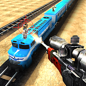 American Sniper Train Shooter