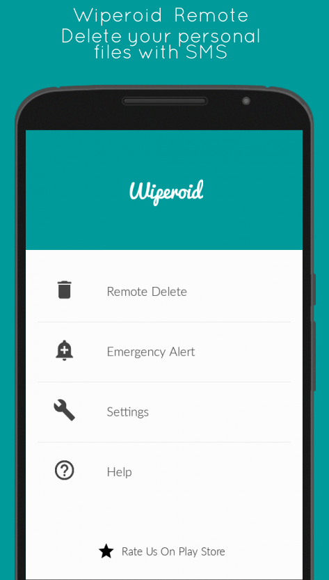 Wiperoid - Mobile Tracker- screenshot