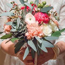 Wedding photographer Anna Zaletaeva (zaletaeva). Photo of 12.02.2016