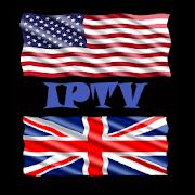 English IPTV USA UK Canada TV Live