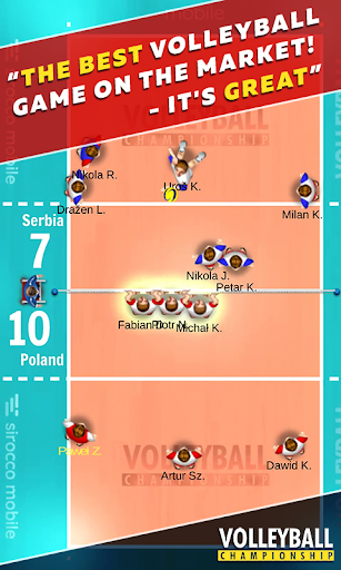 Volleyball Championship  screenshots 1