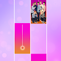 Kpop Music Game BTS Piano Tiles icon