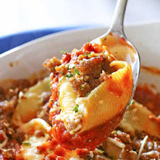 Stuffed Shells Recipes.