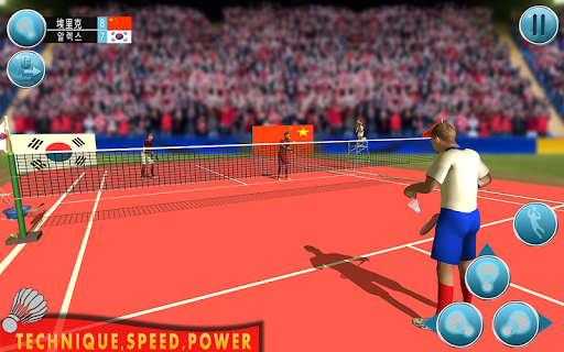 Badminton Premier League:3D Badminton Sports Game 1.4 screenshots 1