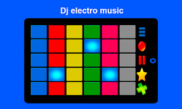 DJ Music Pad screenshot thumbnail