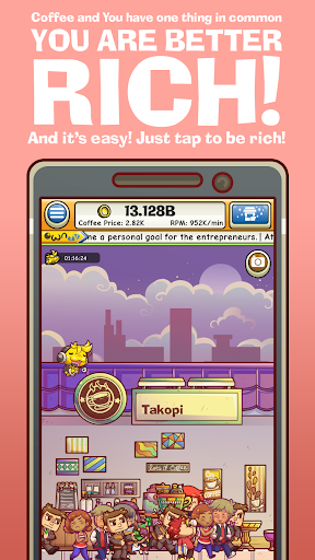 Own Coffee Shop: Idle Game 3.3.2 screenshots 14