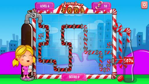 Soda Plumber Pipes Game 1.0.1 screenshots 5