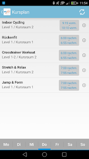 medifit Wolfhagen – Miniaturansicht des Screenshots