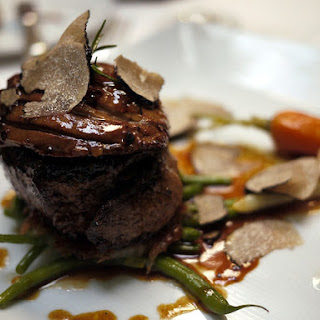 Tournedos Rossini With Foie Gras and Truffles