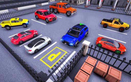 In Car Parking Games u2013 Prado New Driving Game 1.3 screenshots 4