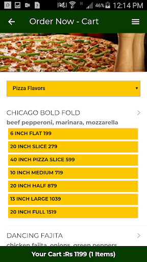 Broadway Pizza Apps On Google Play