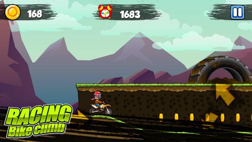 Hill Climb Bike Racing 1.0 screenshots 4