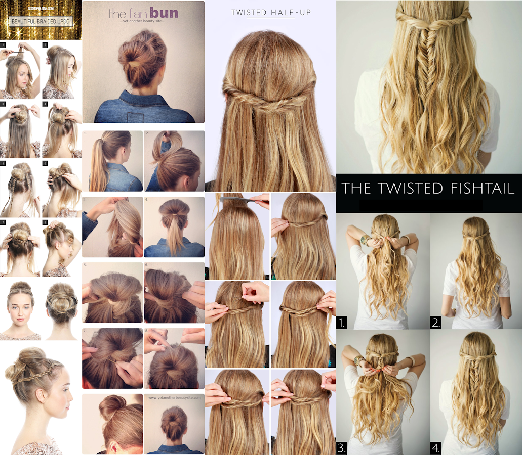 braids step by step - android apps on google play