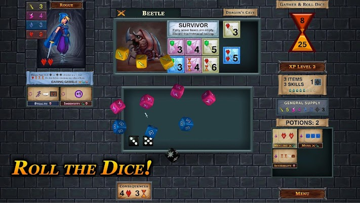 One Deck DungeonScreenshot Image