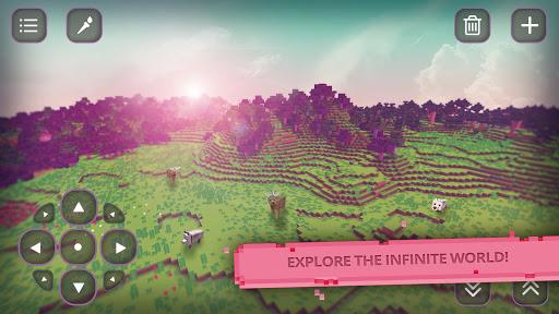 Girls Craft: Exploration screenshot 5